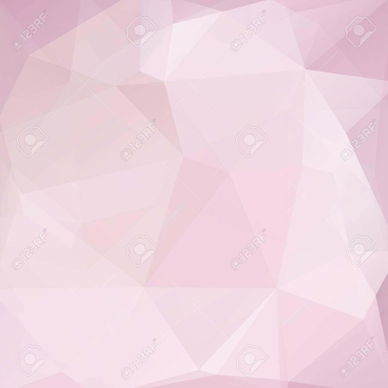 Vettoriale Mosaico Astratto Triangolo Sfondo Geometrico Elementi
