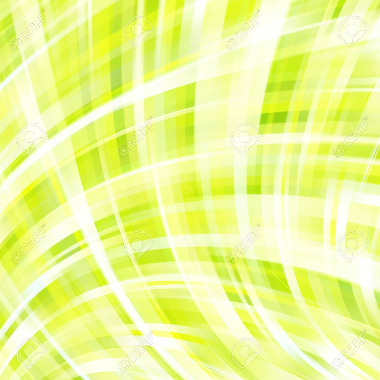 Shine Glow Background Wallpaper Pattern Abstract Shapes Yellow Green White Colors