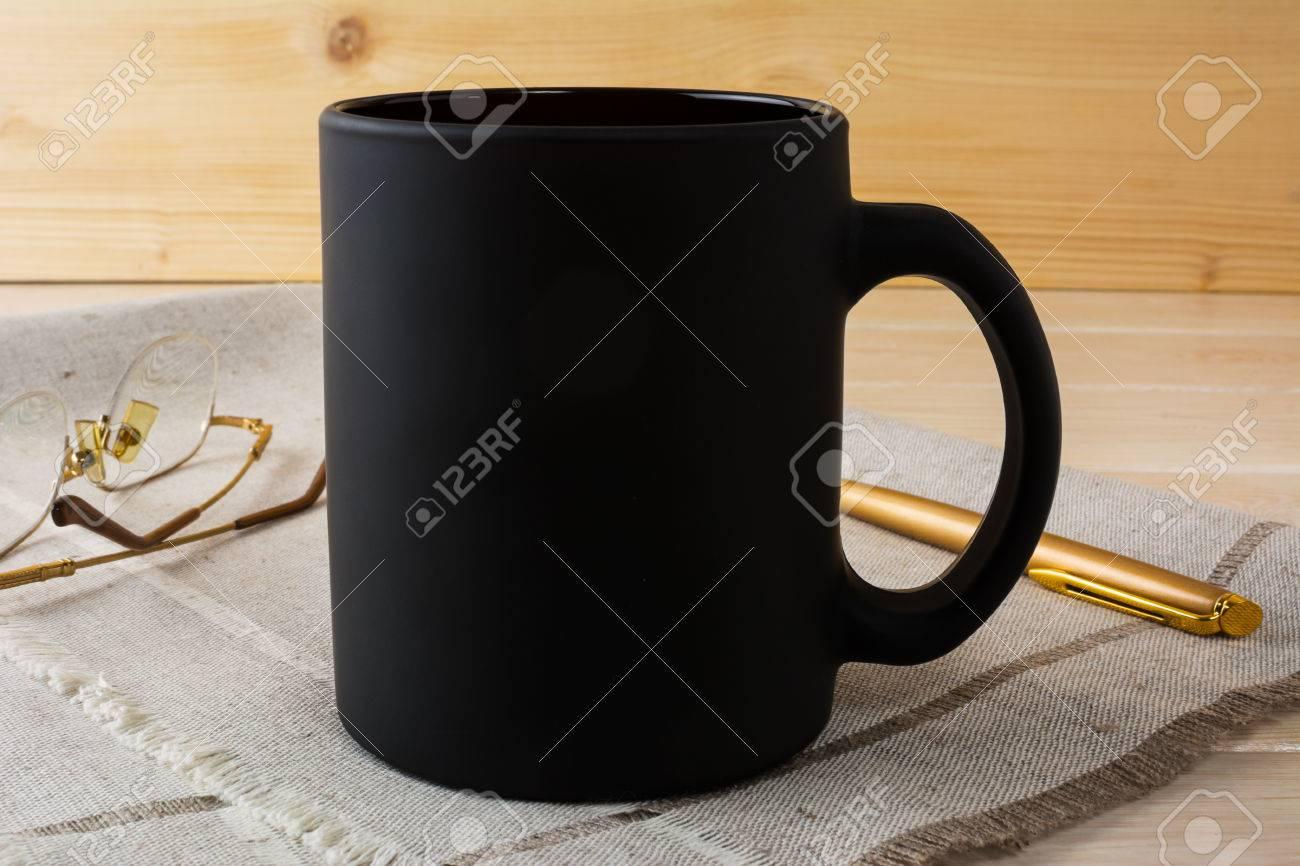 black coffee mug mockup black mug mockup mug product mockup styled mockup