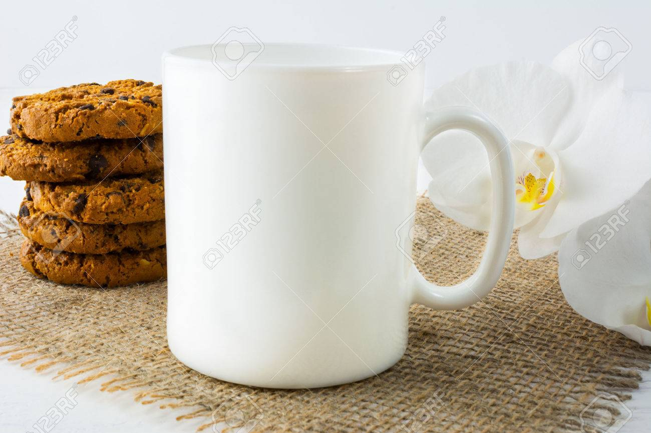 coffee mug mockup with cookies white mug mockup mug product mockup styled mockup