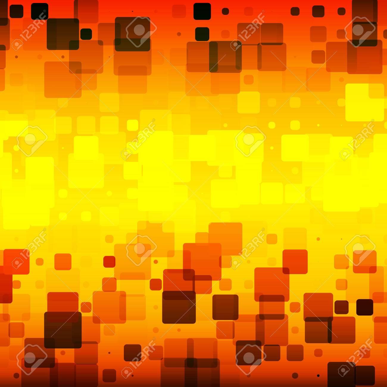 Schwarz Orange Rot Gelb Abstrakt Leuchtenden Hintergrund Mit - Fliesen größen