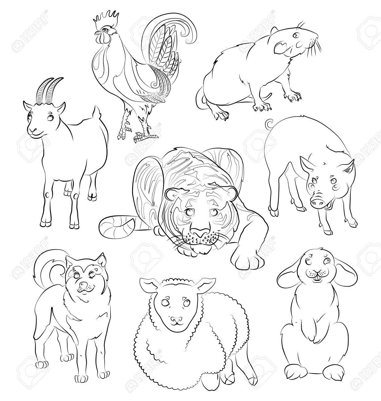 Parte Superior Dibujos De La Ratita Presumida Para Colorear E Imprimir