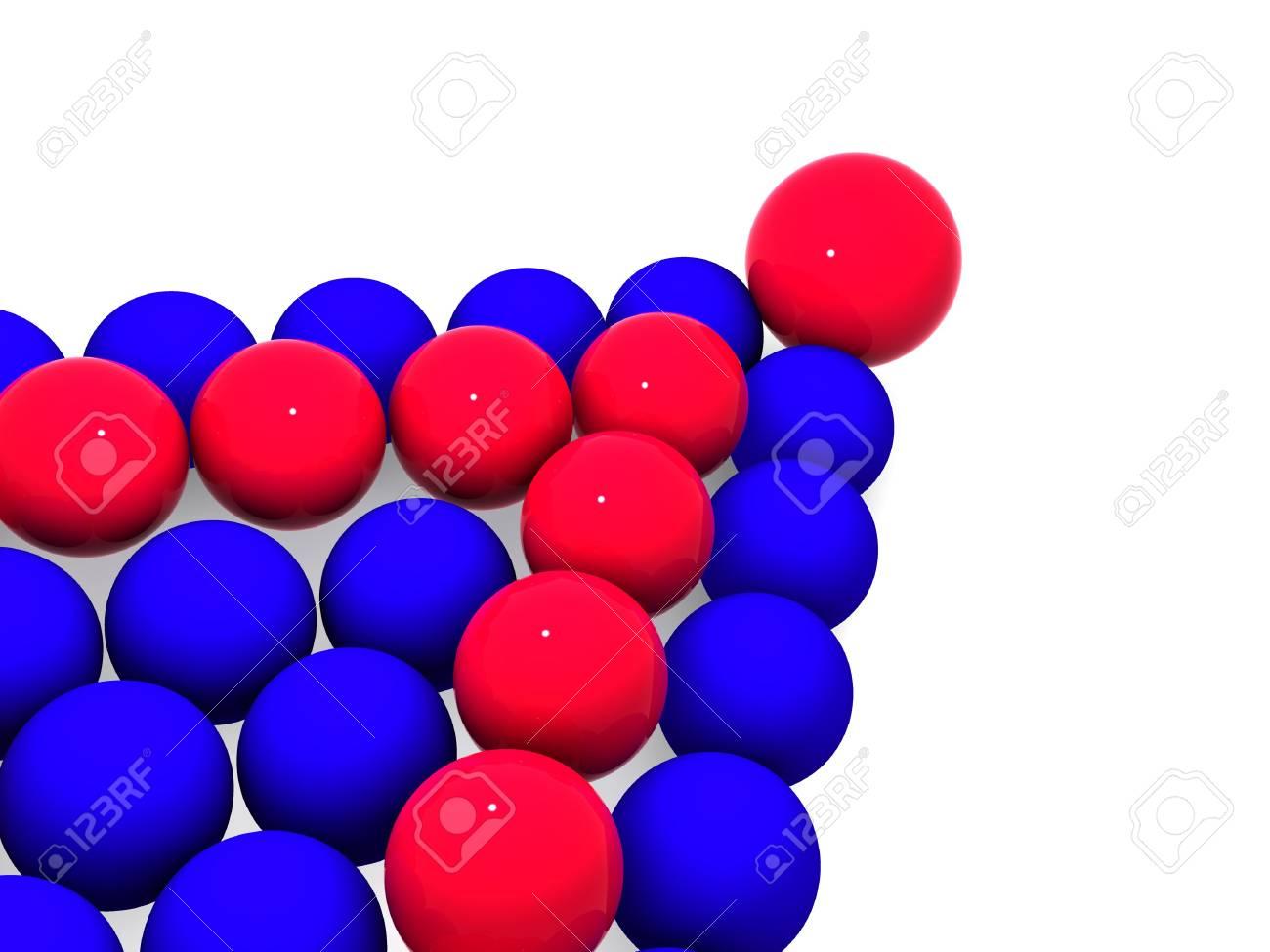 Billiard balls. isolated Stock Photo - 911824