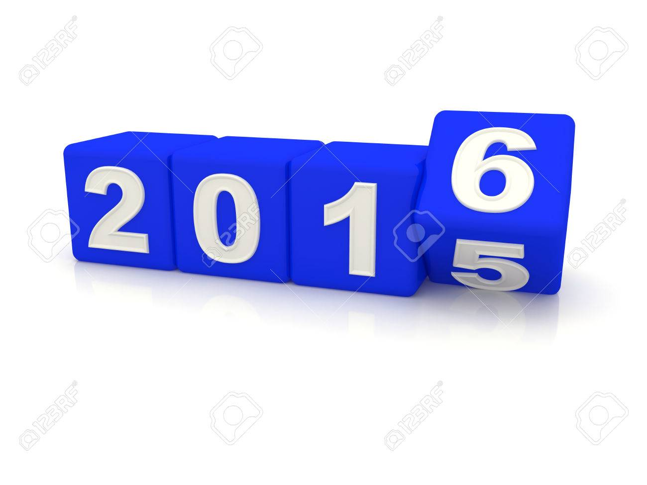 New year images 2016 3d