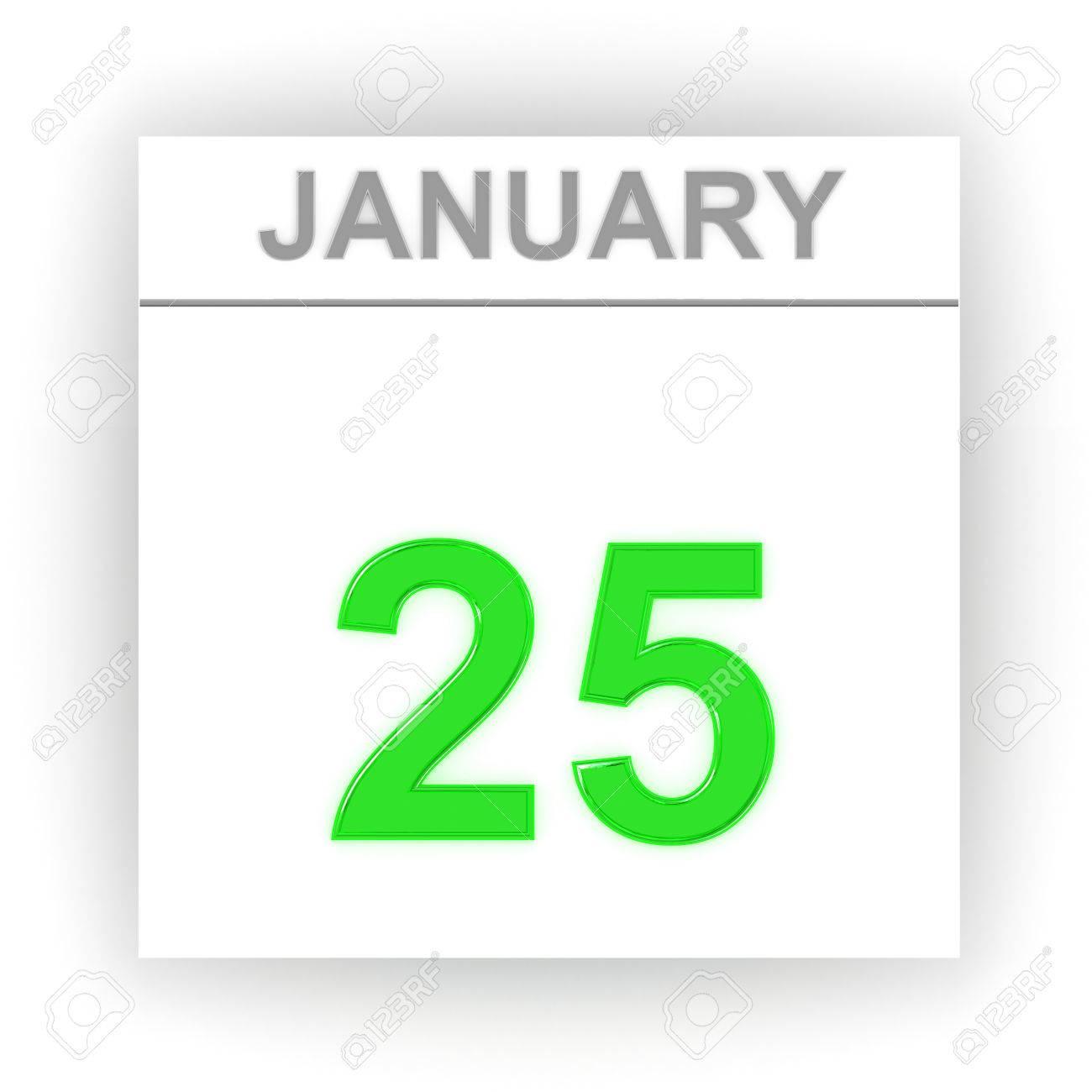 Resultat d'imatges de 25 de enero