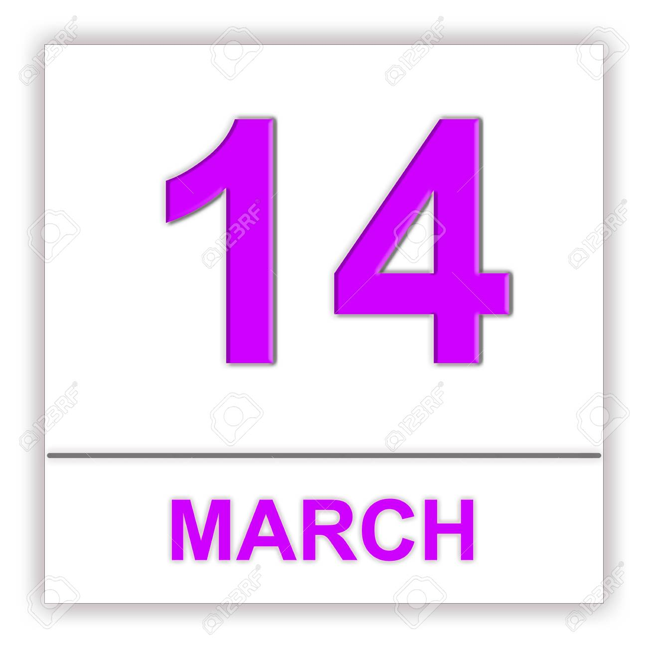 14 marzo giorno
