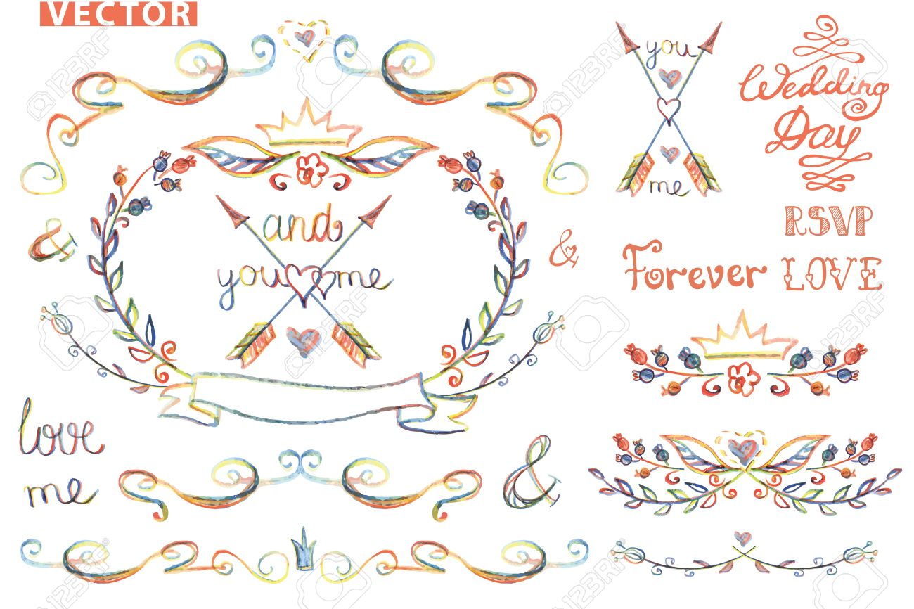 wedding design template