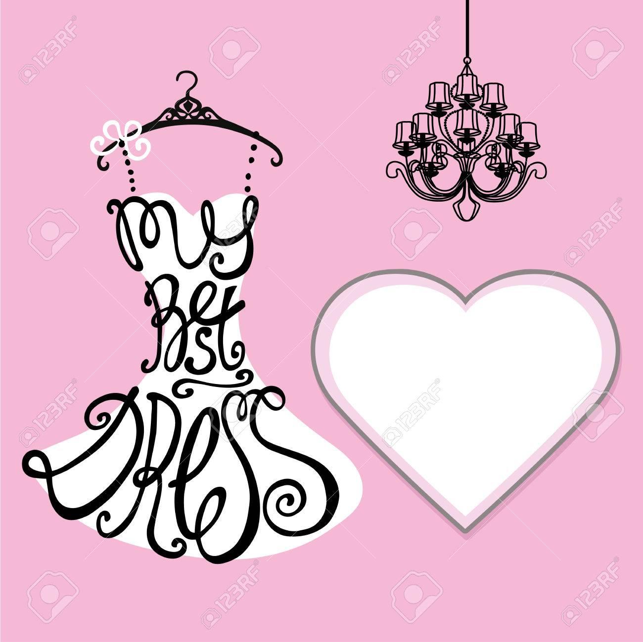 Pink Chandelier Clip Art
