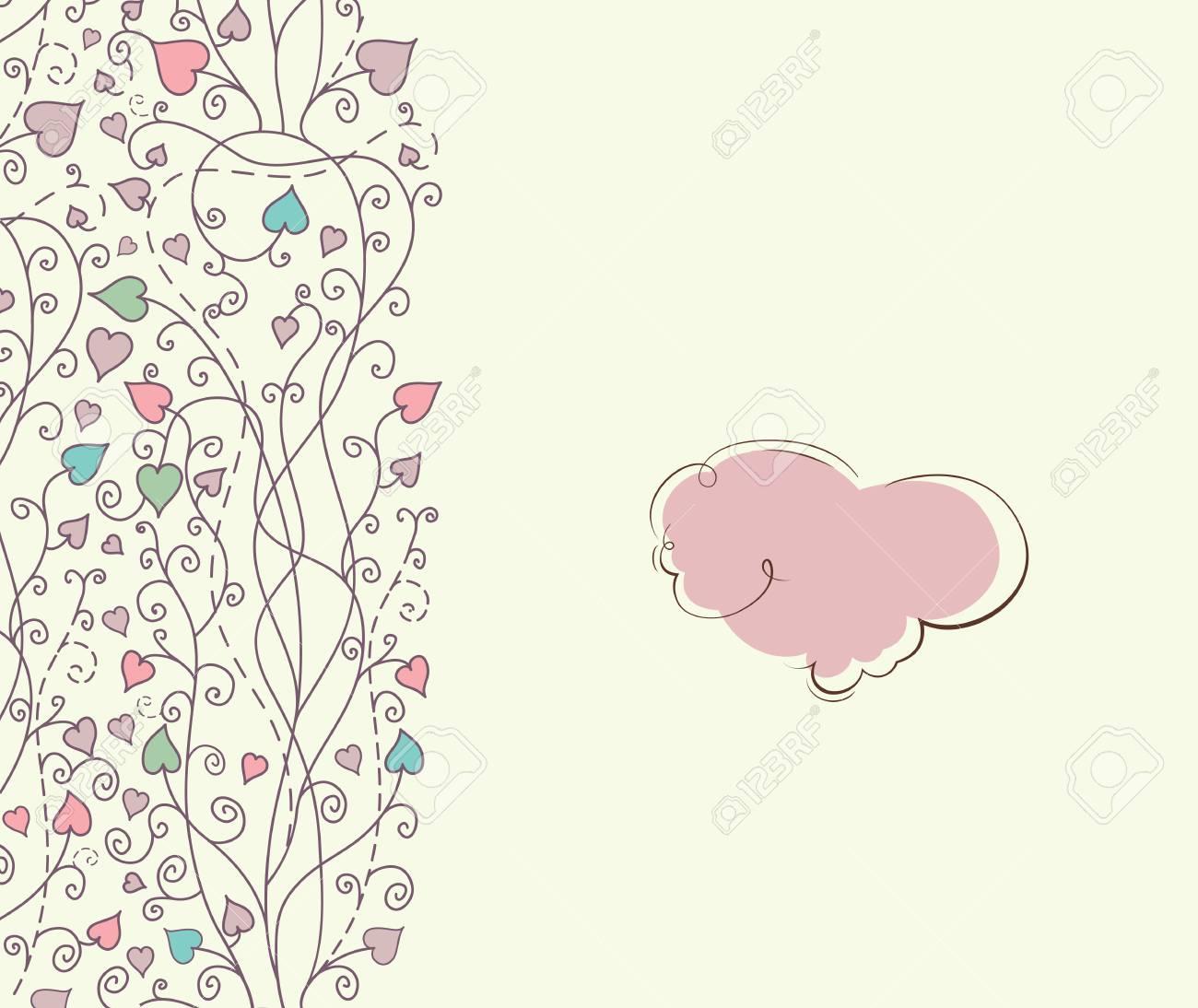 Romantische Schrott Buchung Vorlage Für Glückliche Valentinstag Karte,  Hochzeit, Party, Einladung,