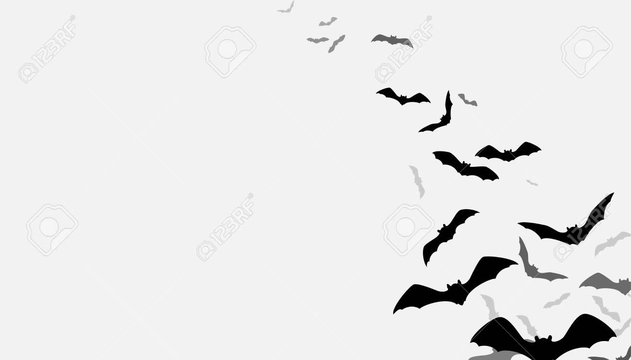 bats-flying | Halloween clipart, Halloween stencils, Halloween bats