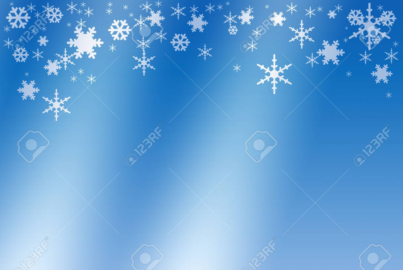 Winter background Stock Photo - 1439922
