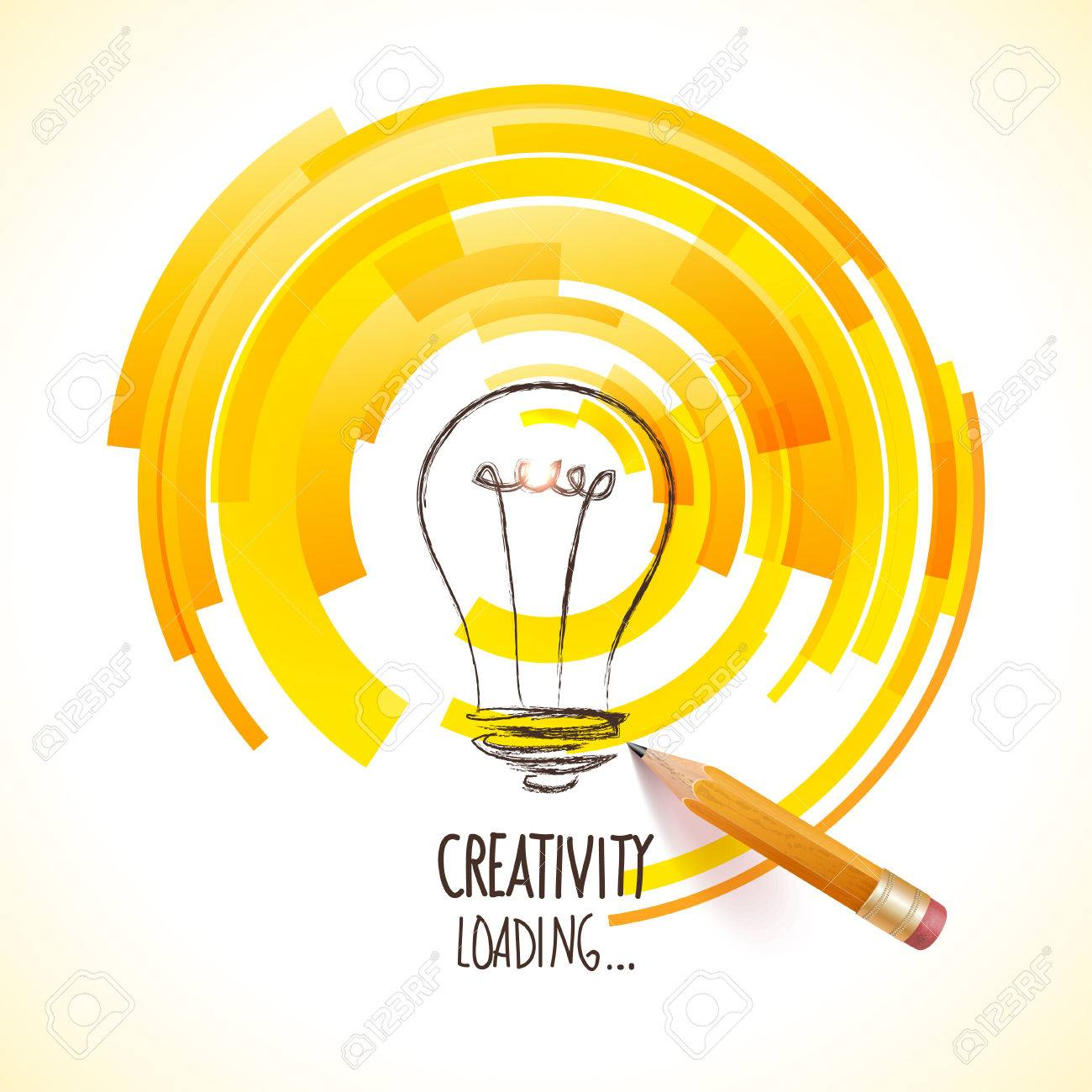 symbol of creative business visions - 38623420