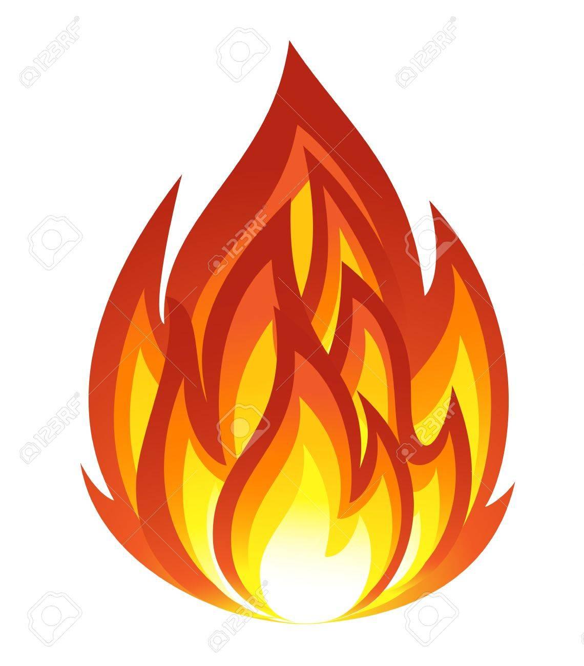 Symbol Of Fire Royalty Free Cliparts Vetores E Ilustraes Stock