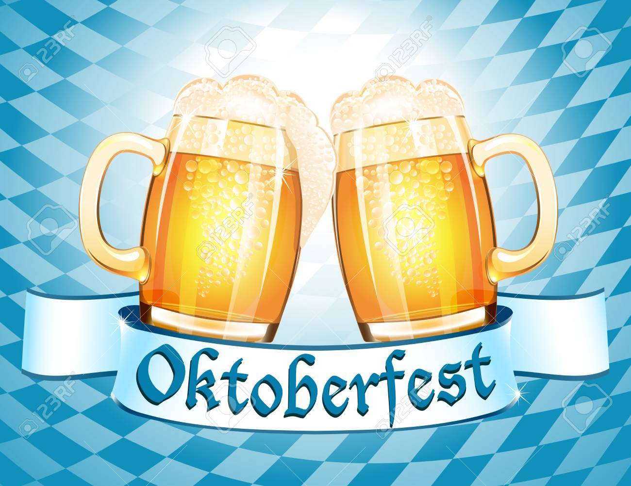 Oktoberfest celebration design Stock Vector - 22678018