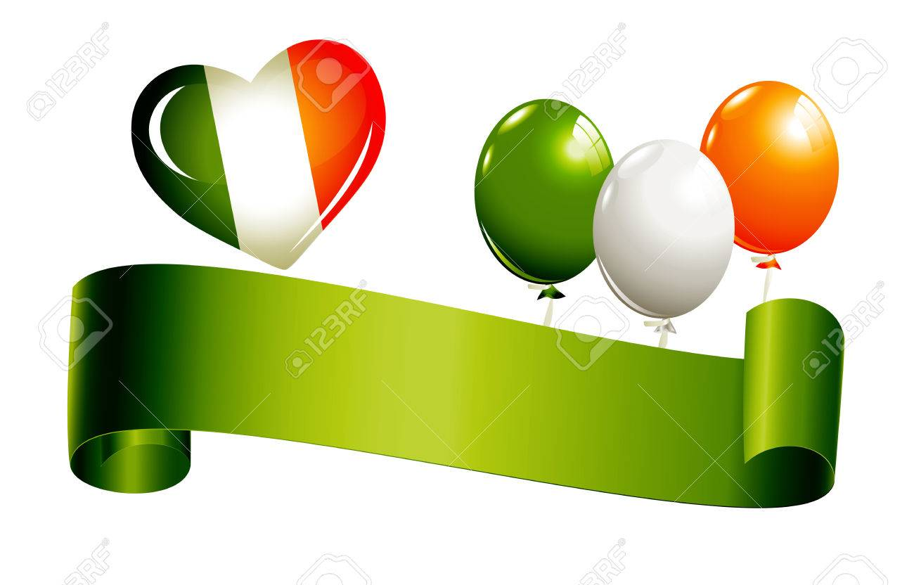 St.Patrick's Day banner Stock Vector - 24538930