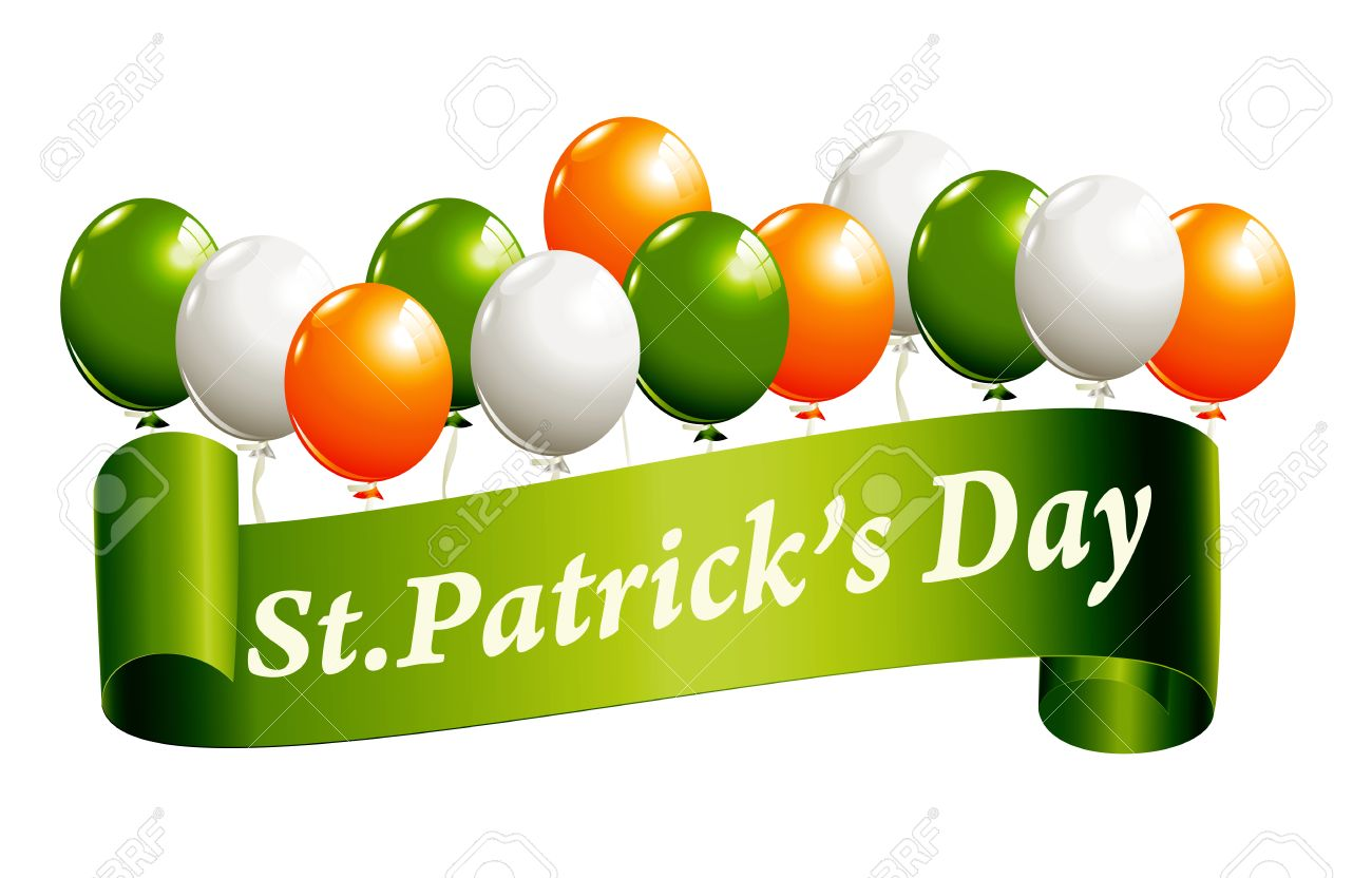 St.Patrick's Day banner Stock Vector - 24538933