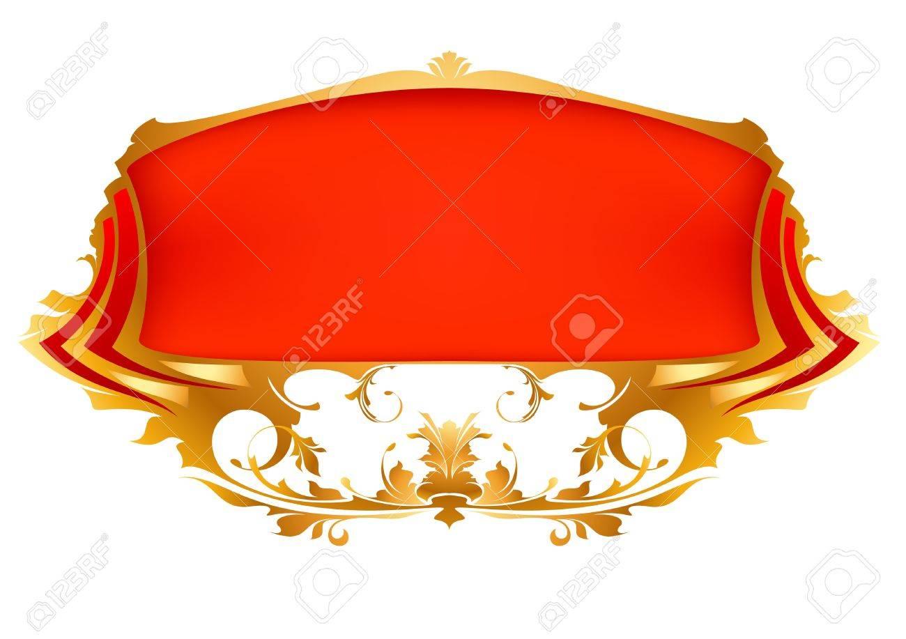 red ribbon Stock Vector - 11994268