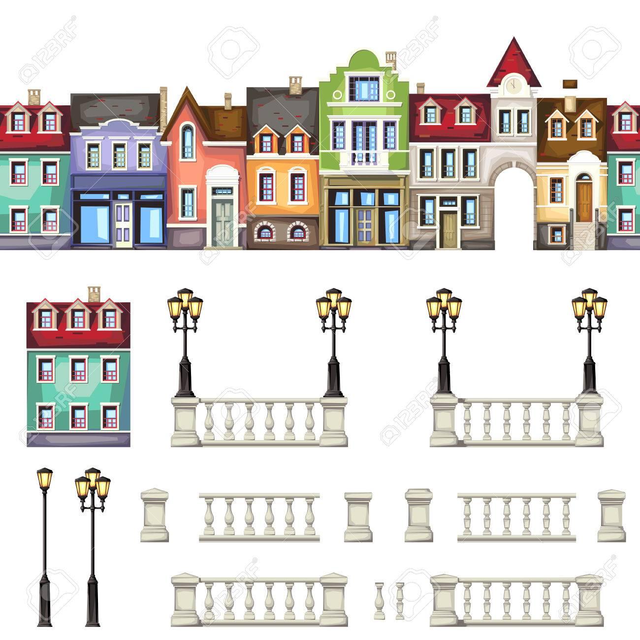 Großartig Architektonische Elemente Eines Hauses Zeitgenössisch ...