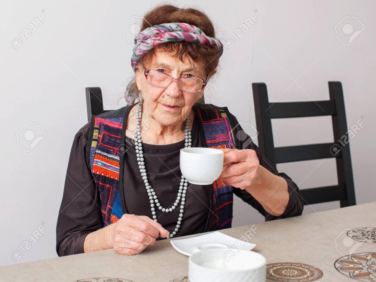 Granny com www mature Granny for