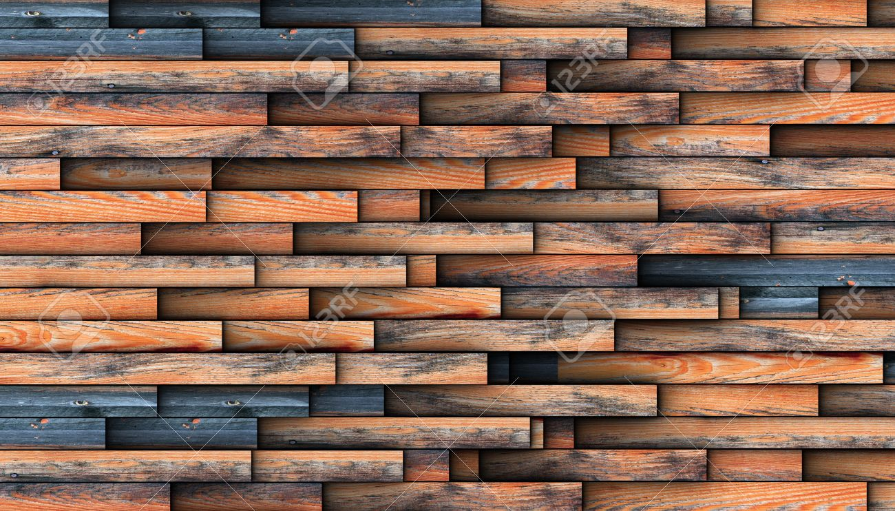 wood wall design