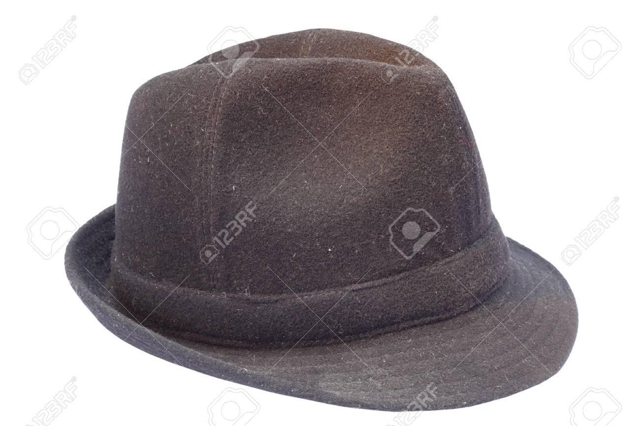 Black Hat Isolated Over White Background aec161c20dea