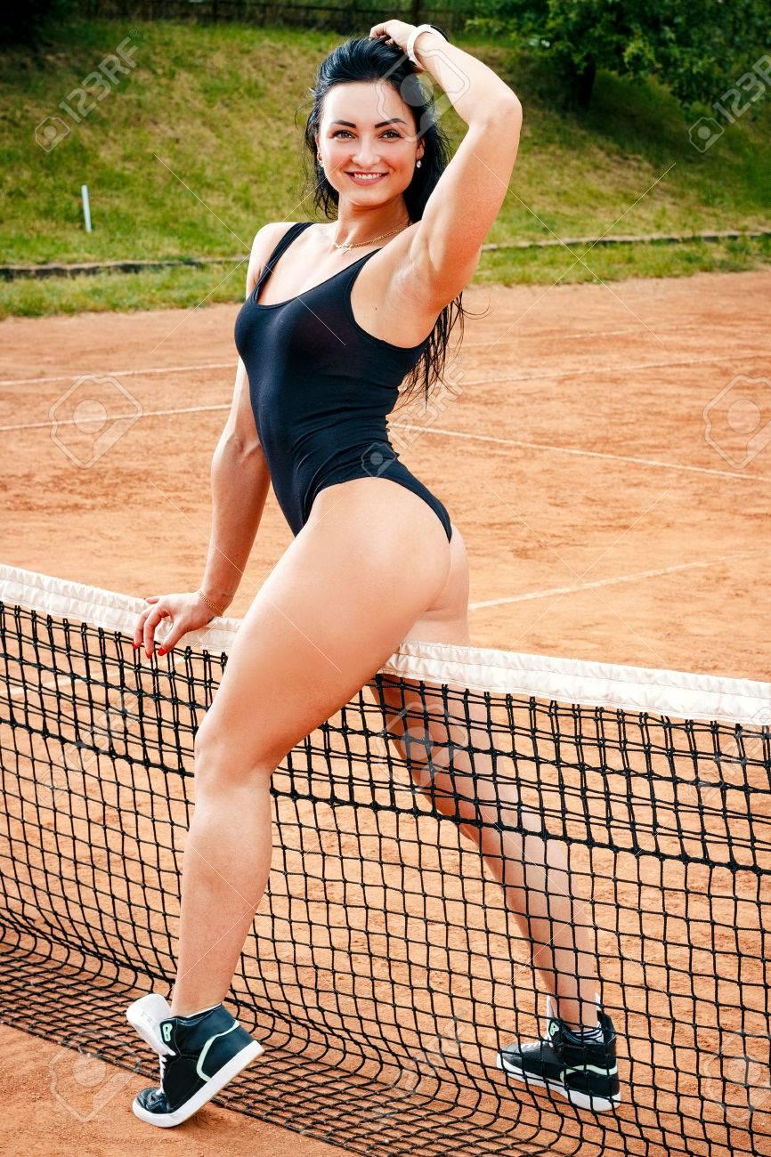 Sport Sexy Mädchen
