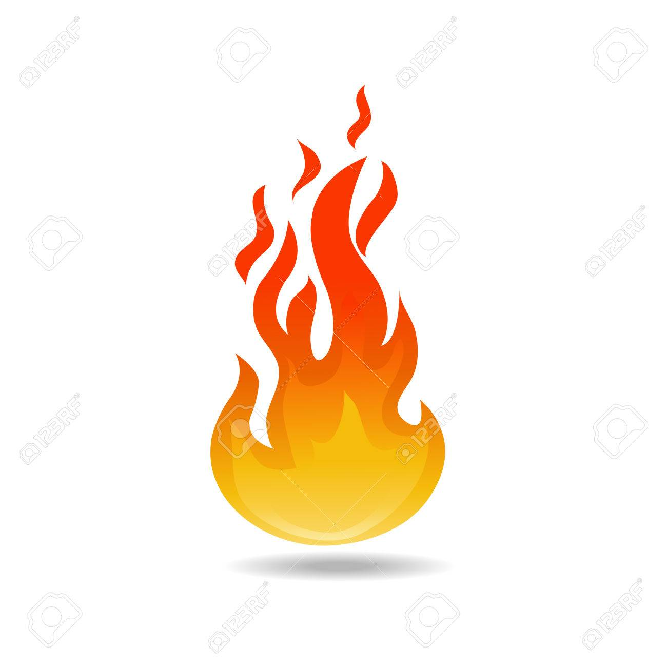 fire vector royalty free cliparts vectors and stock illustration rh 123rf com vector fire vector fire exit sign