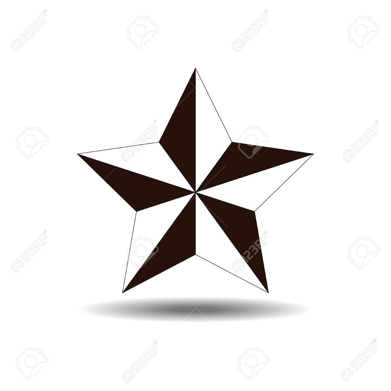nautical star royalty free cliparts vectors and stock illustration rh 123rf com  nautical star vector download
