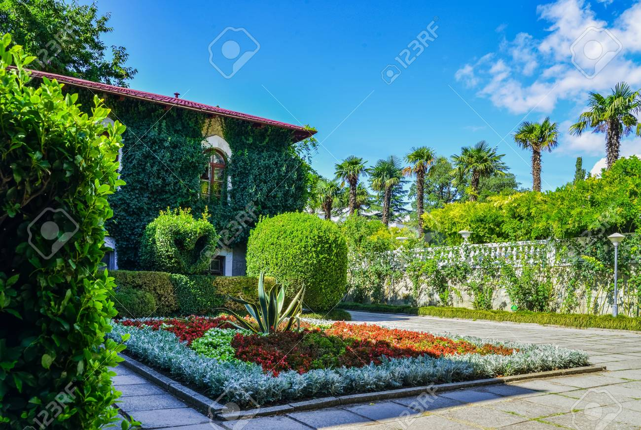 Beau Nice And Comfortable Great Garden. Beauty Nature