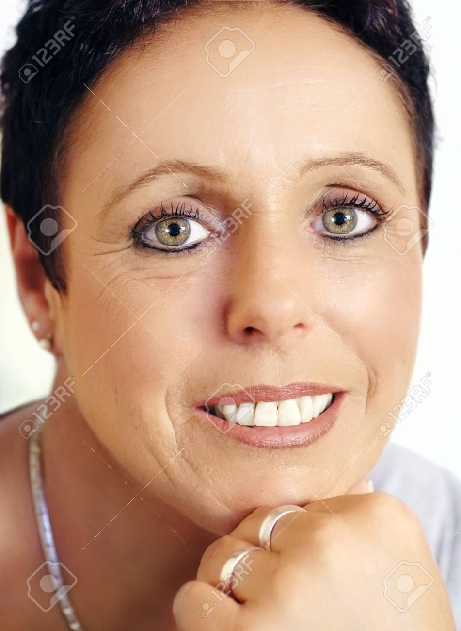 Mature Closeup