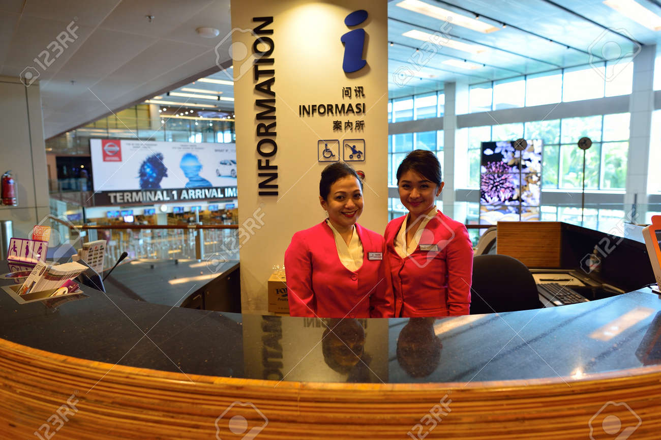 Information Counter in Terminal 1 - We respect copyright :)
