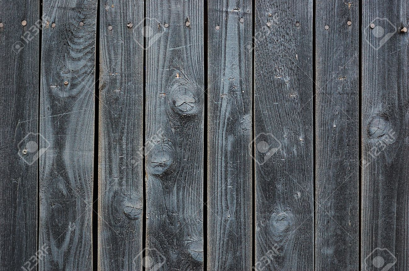 black painted wood texture. Black Painted Weathered Wooden Fence Texture Stock Photo - 14506591 Wood B