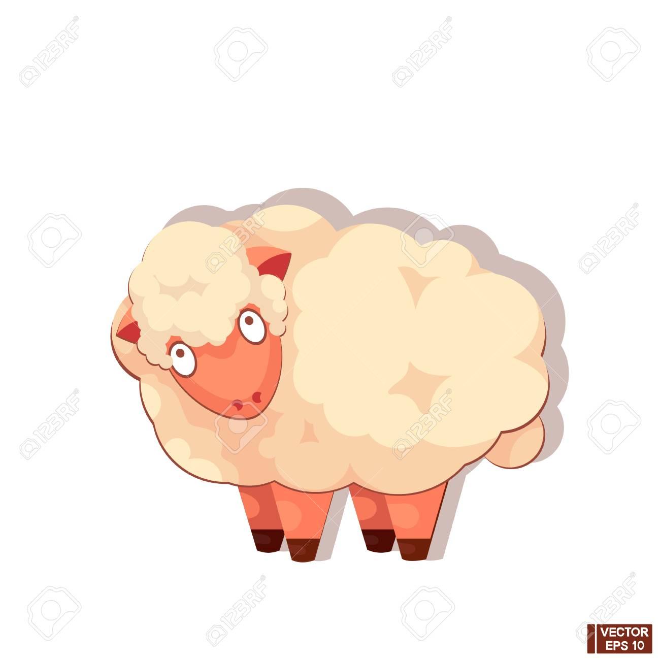 10 Little Sheep