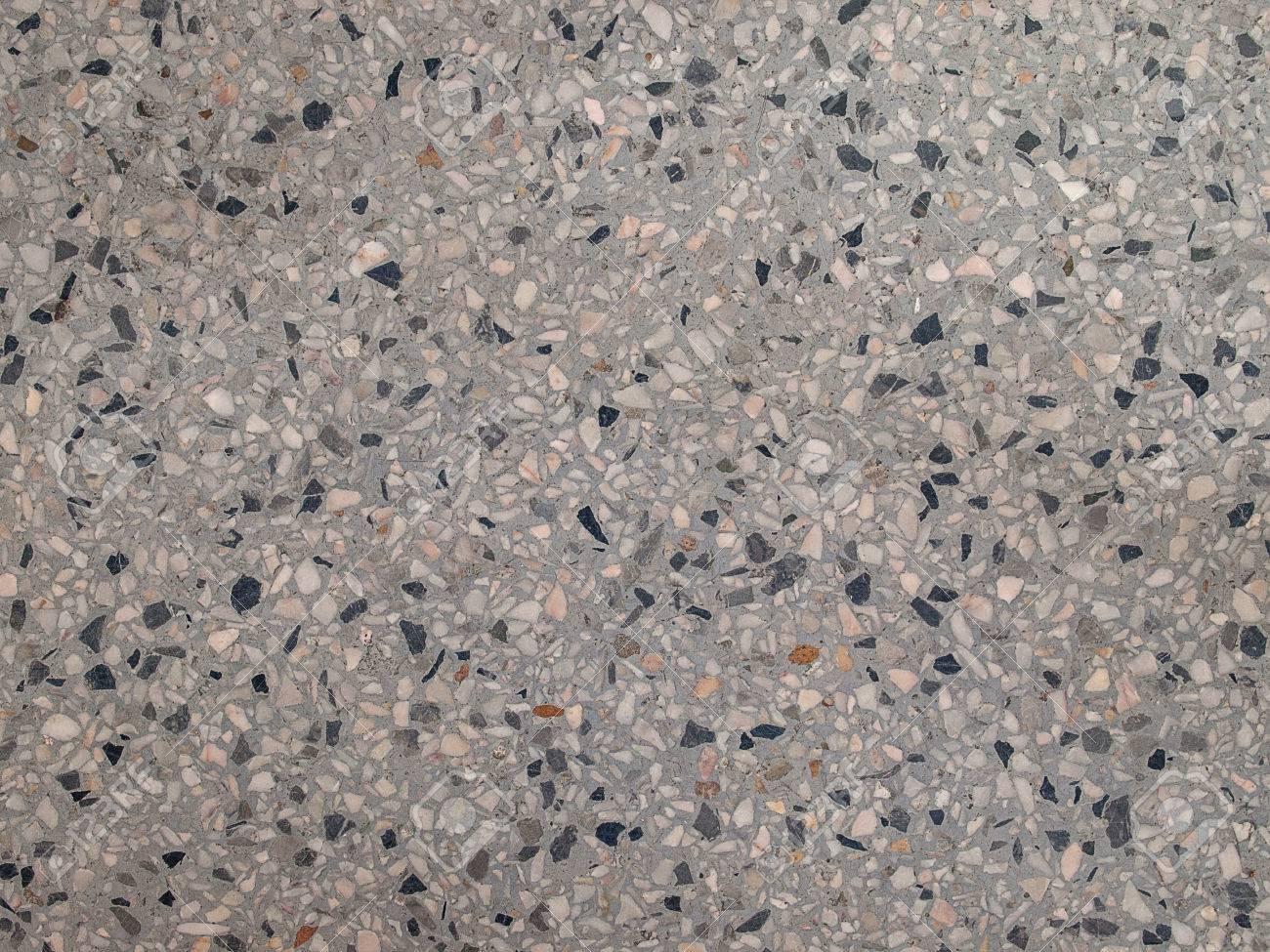 Antiguo Suelo De Terrazo Gris Tiene Muchos Ara Azos Fotos  ~ Pinturas Para Suelos De Terrazo
