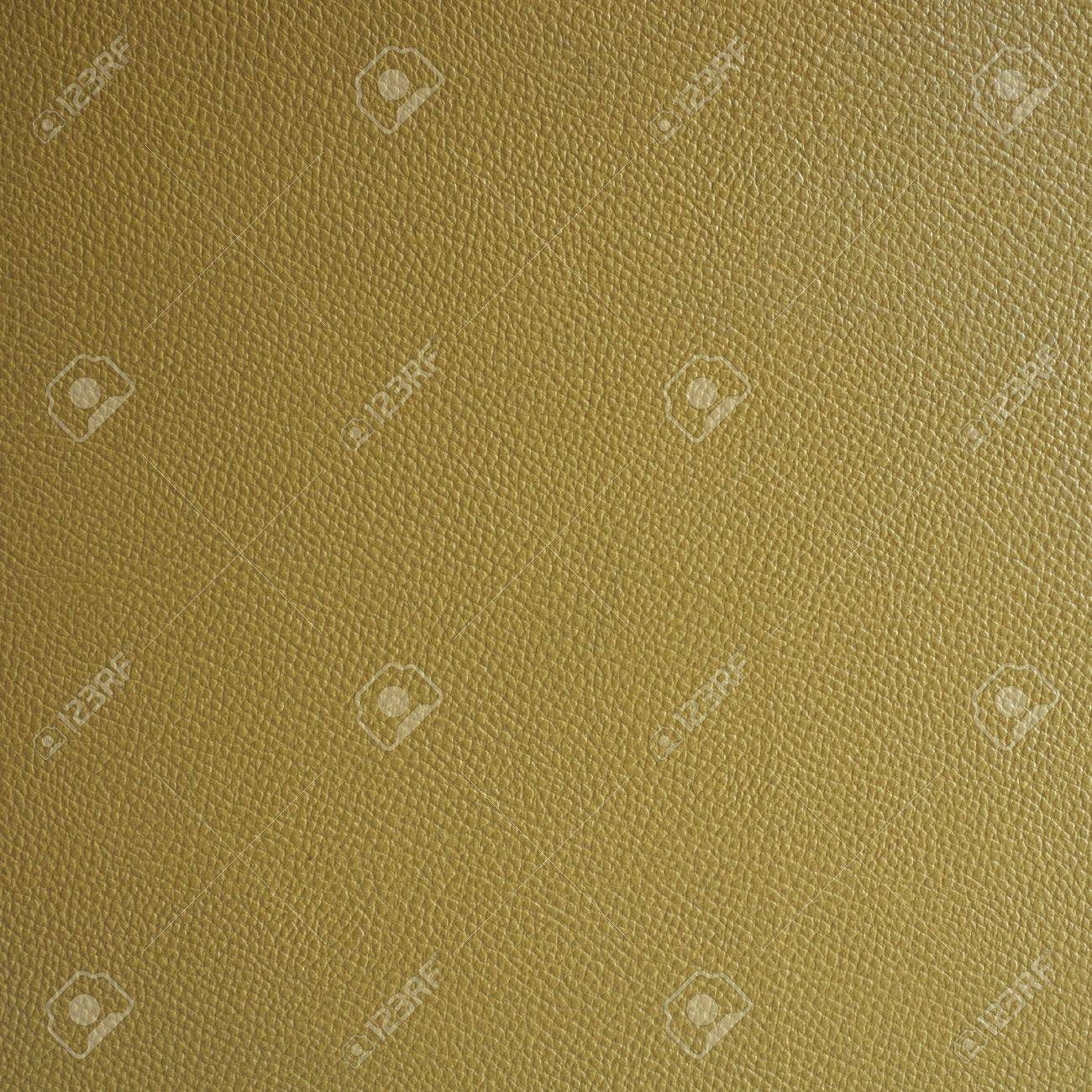 gold leather texture Stock Photo - 10921081