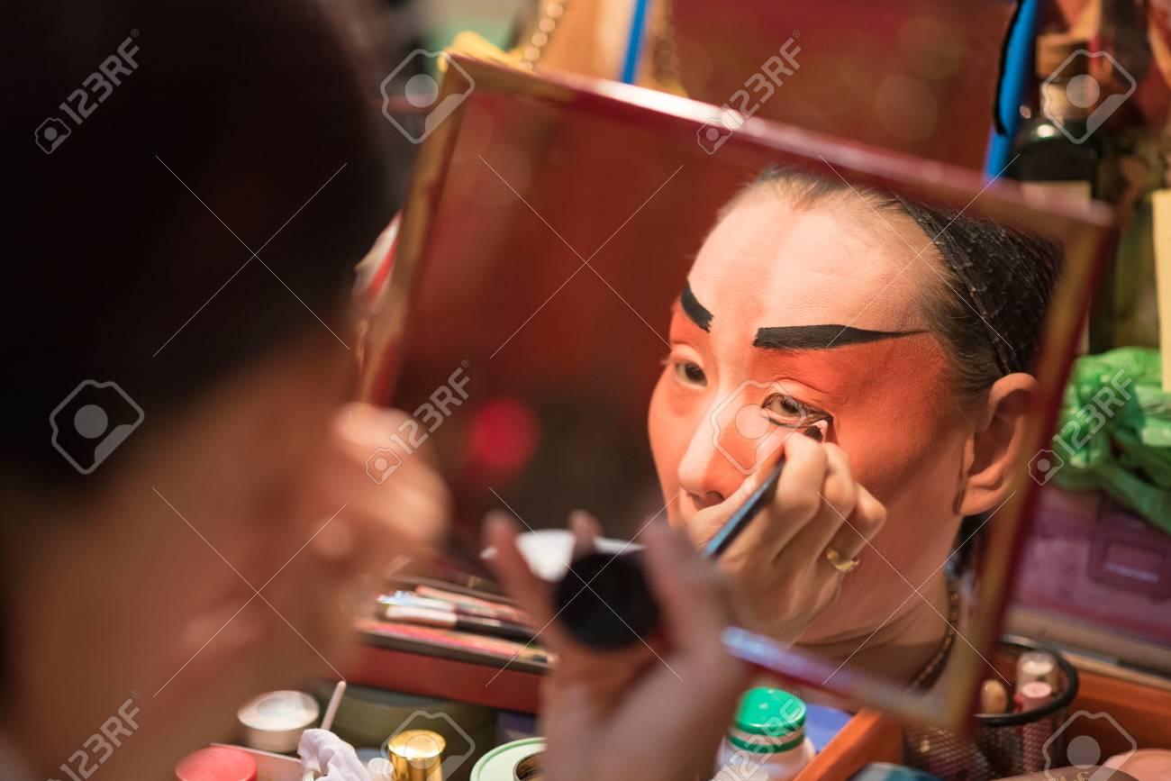 バンコク - 10 月 16 日: 中国語...
