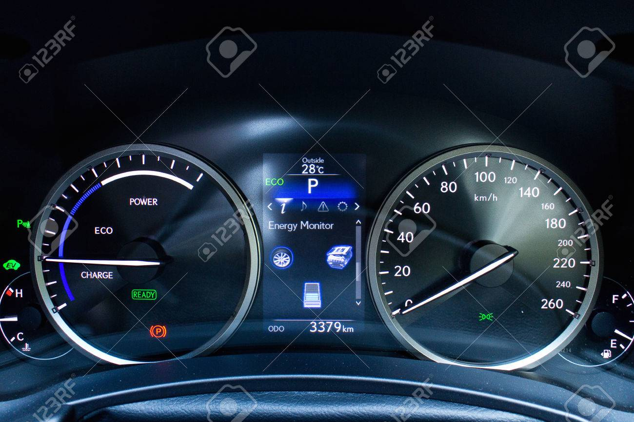 Hong Kong China Oct 8 2014 Lexus Nx 300h Hybrid Suv Dashboard Stock Photo Picture And Royalty Free Image Image 33183794