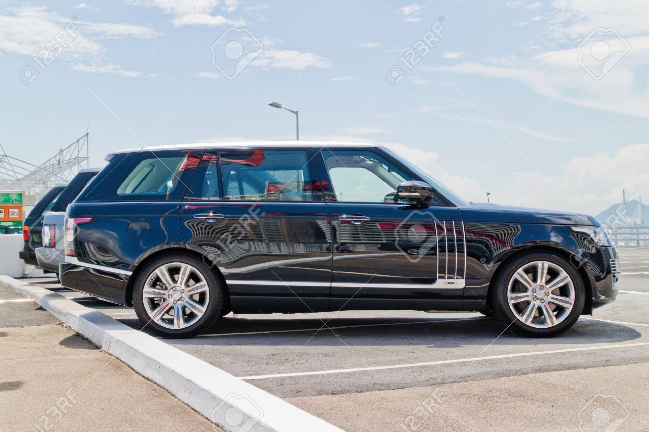 Range Rover Long Wheelbase >> Hong Kong China July 28 2015 Range Rover Long Wheelbase Autobiography