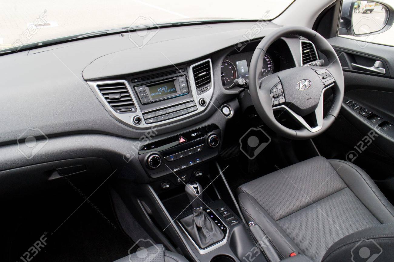Hyundai tucson 2015 interior
