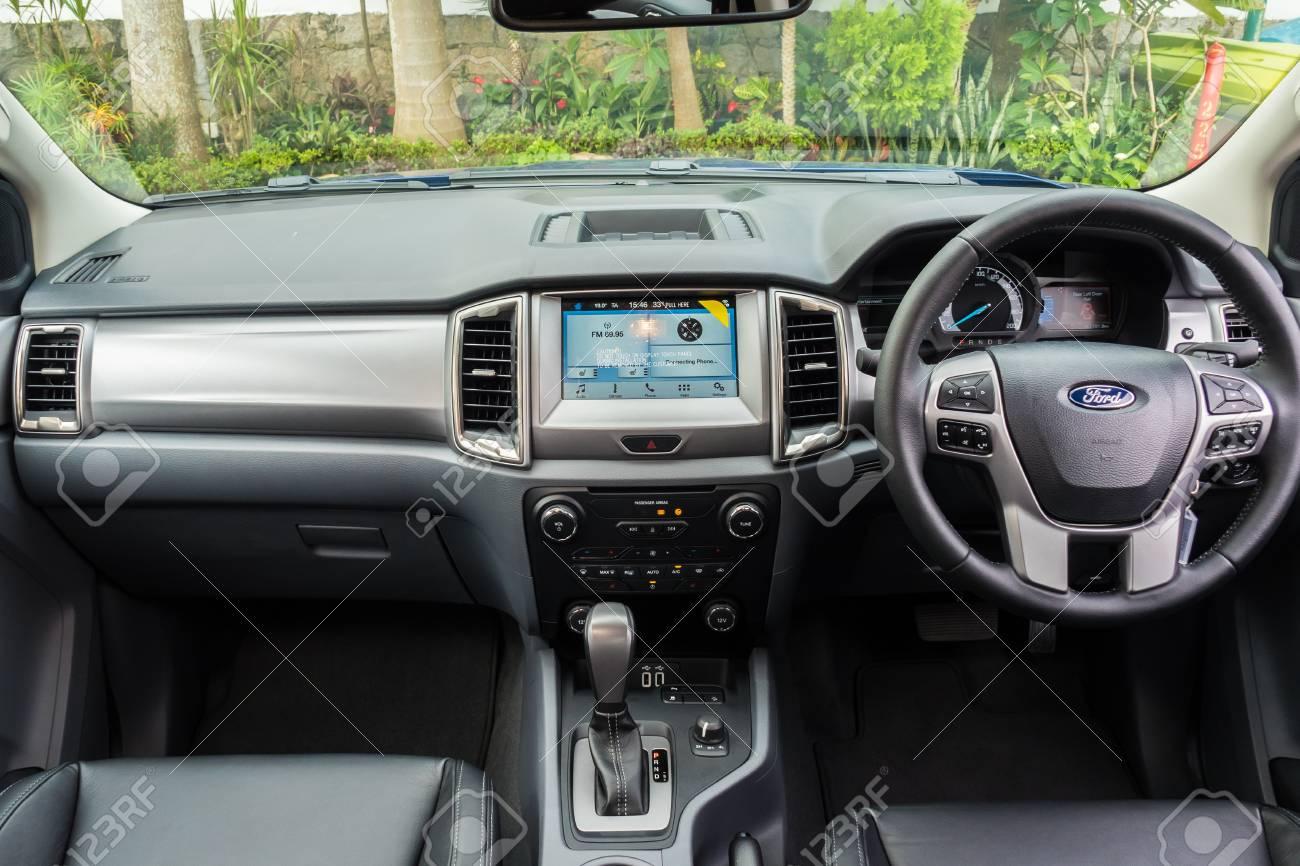 2017 Ford Ranger >> Hong Kong China July 31 2017 Ford Ranger Master Edition 2017