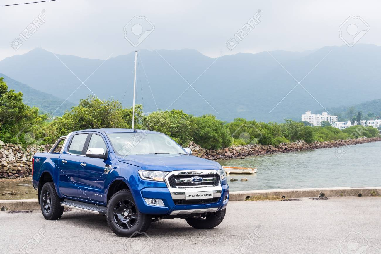 2017 Ford Ranger >> Hong Kong China July 31 2017 Ford Ranger Master Edition 2017