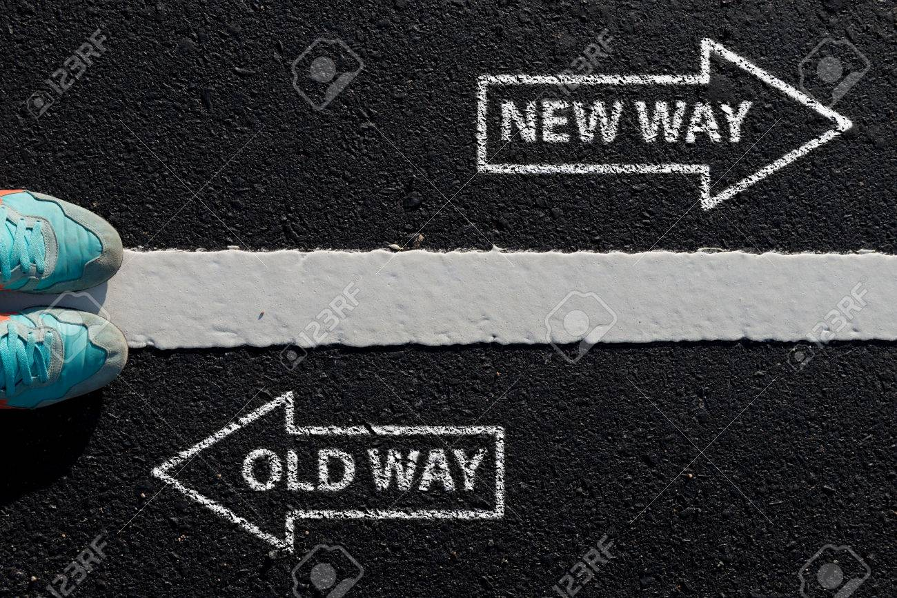 """Inspiration Quote : """" New Way ..."""