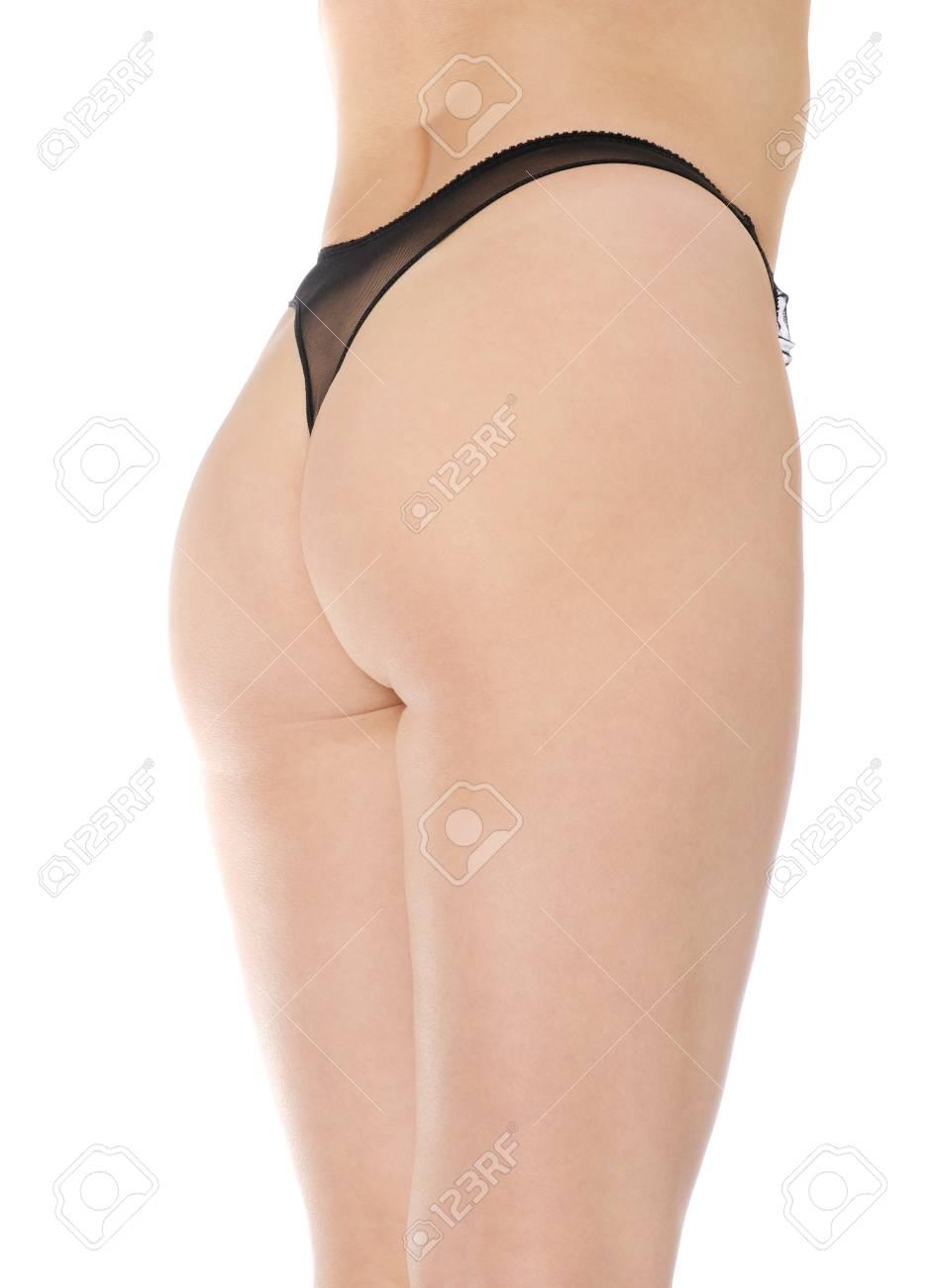 Beautiful woman body isolated on white background Stock Photo - 9086649