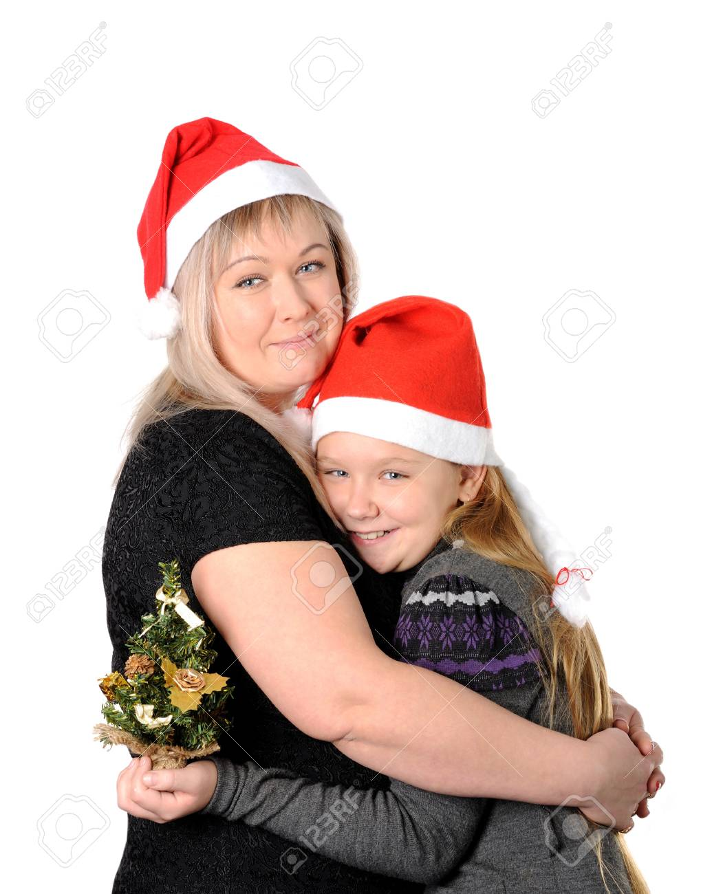 Mother with her  doughter Stock Photo - 16732539