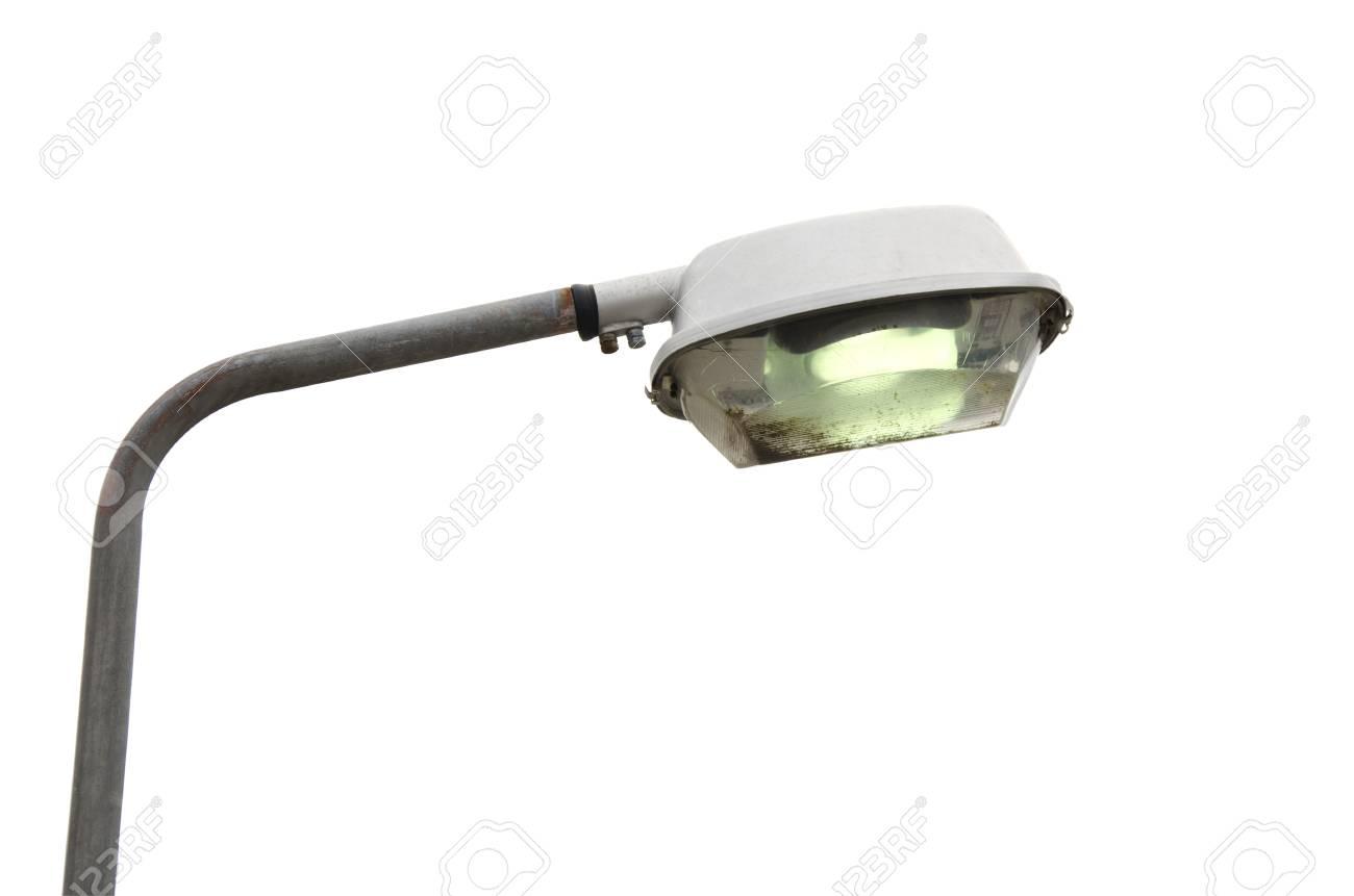 Immagini stock palo di illuminazione con sfondo bianco image 33474861.