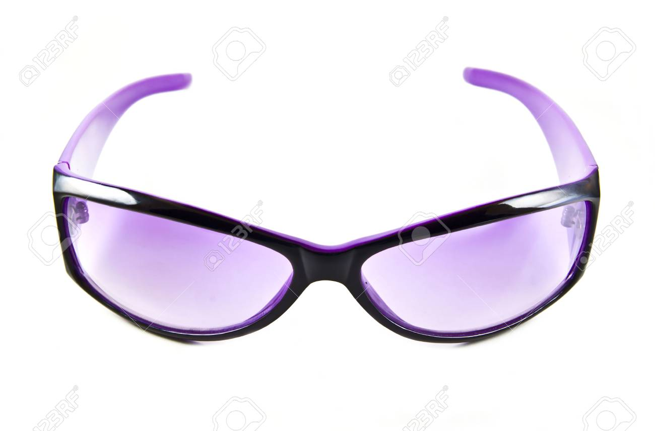 sunglasses isolated on the white background Stock Photo - 10057108