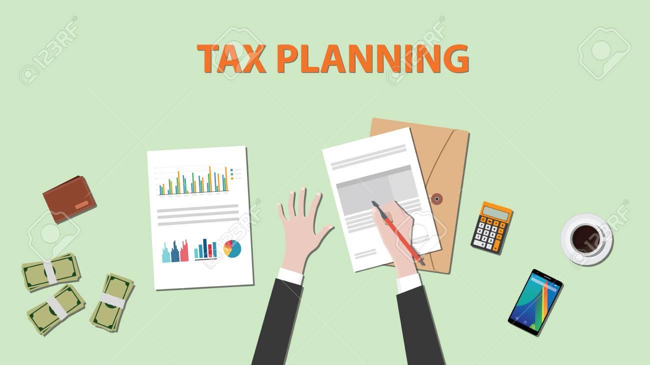 tax planning calculator