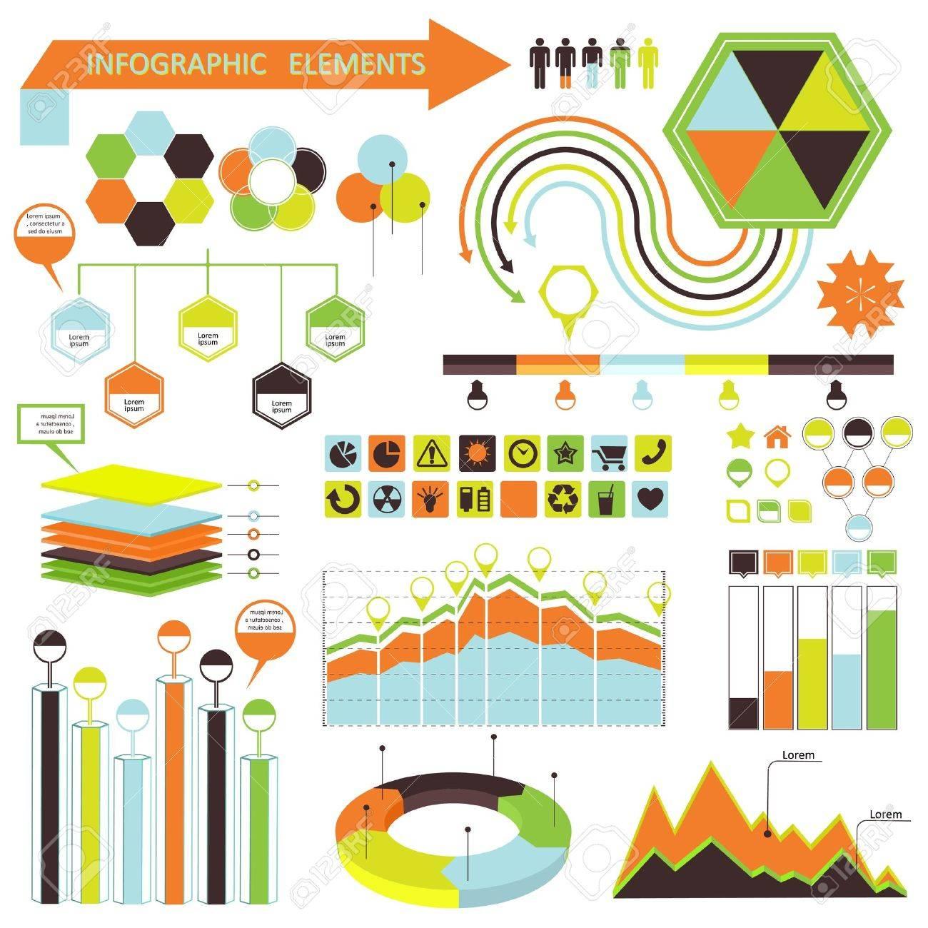 Vector infographic Stock Vector - 20950000