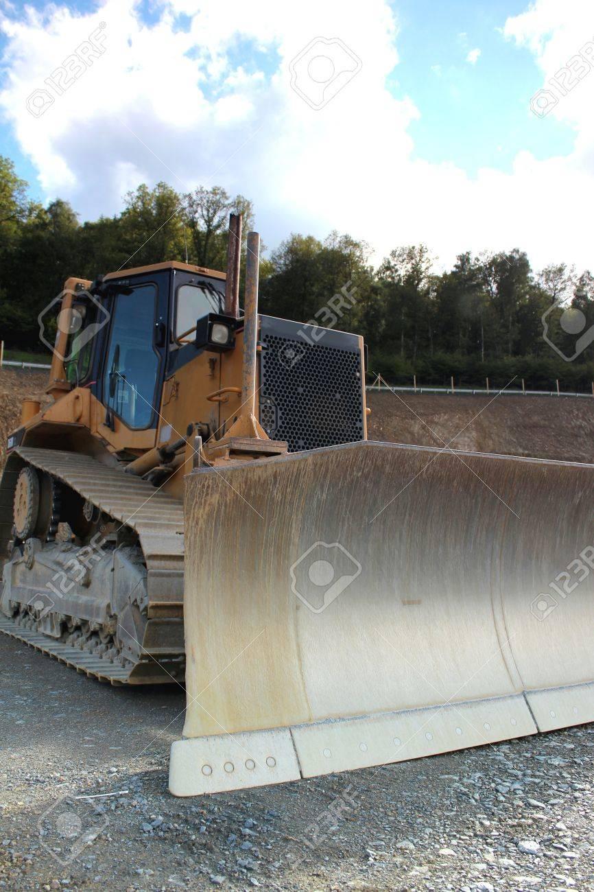 bulldozer Stock Photo - 14380316