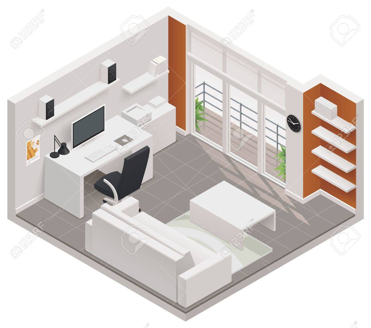 Office Interior Design Images Stock Pictures Royalty Free